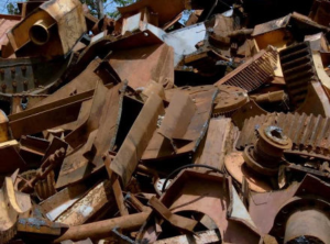 Iron Pays Scrap Metal Dealer Johannesburg